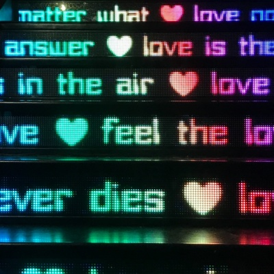 Love is the Message <3