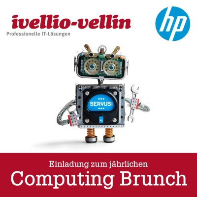 Ivellio-Vellin Computing Brunch